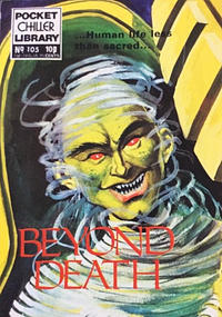 Cover Thumbnail for Pocket Chiller Library (Thorpe & Porter, 1971 series) #105