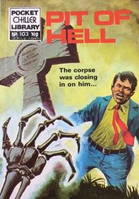 Cover Thumbnail for Pocket Chiller Library (Thorpe & Porter, 1971 series) #103