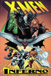 Cover Thumbnail for X-Men: Inferno (Marvel, 1996 series)  [Third Printing]