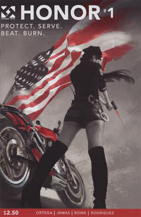 Cover Thumbnail for Honor (Double Take, 2015 series) #1