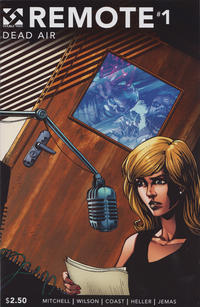 Cover Thumbnail for Remote (Double Take, 2015 series) #1