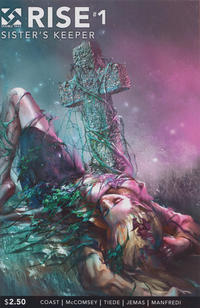 Cover Thumbnail for Rise (Double Take, 2015 series) #1