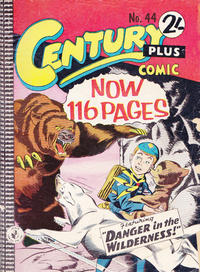 Cover Thumbnail for Century, The 100 Page Comic Monthly (K. G. Murray, 1956 series) #44