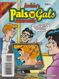Cover Thumbnail for Archie's Pals 'n' Gals Double Digest Magazine (Archie, 1992 series) #114 [Direct Edition]