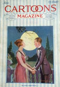 Cover Thumbnail for Cartoons Magazine (H. H. Windsor, 1913 series) #v17#6 [102]