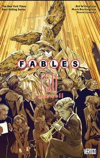 Cover Thumbnail for Fables: Farewell (DC, 2015 series) #150 / 22