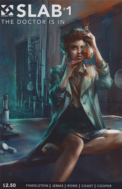 Cover for Slab (Double Take, 2015 series) #1