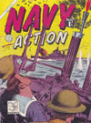 Cover for Navy Action (Horwitz, 1954 ? series) #22
