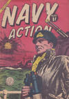 Cover for Navy Action (Horwitz, 1954 ? series) #15
