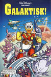 Cover for Donald Duck Tema pocket; Walt Disney's Tema pocket (Hjemmet / Egmont, 1997 series) #[77] - Galaktisk!
