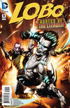 Cover for Lobo (DC, 2014 series) #9