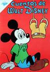 Cover for Cuentos de Walt Disney (Editorial Novaro, 1949 series) #261