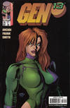 Cover for Gen 13 (Image, 1995 series) #34 [Adams Cover]