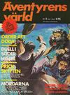 Cover for Äventyrens värld (Semic, 1973 series) #3/1974