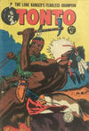 Cover for Tonto (Horwitz, 1955 series) #12