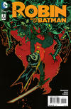 Cover for Robin: Son of Batman (DC, 2015 series) #2