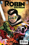 Cover for Robin: Son of Batman (DC, 2015 series) #3