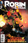 Cover for Robin: Son of Batman (DC, 2015 series) #4