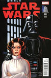 Cover for Star Wars (Marvel, 2015 series) #1 [Vault Collectibles Exclusive Amanda Conner Variant]