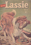 Cover for Lassie (Cleland, 1955 series) #9