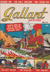 Cover for Gallant (Bell Features, 1951 ? series) #16