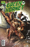 Cover for Green Hornet (Dynamite Entertainment, 2010 series) #17 [Jonathan Lau Variant]