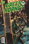 Cover for Green Hornet (Dynamite Entertainment, 2010 series) #18 [Jonathan Lau Variant]