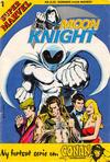 Cover for Super Marvel (Egmont, 1981 series) #1/1981