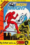 Cover for Super Marvel (Egmont, 1981 series) #7/1982