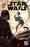 Cover Thumbnail for Star Wars (2015 series) #1 [Rebel Base Comics & Toys Exclusive Stephanie Hans Variant]