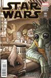 Cover Thumbnail for Star Wars (2015 series) #1 [Newbury Comics Exclusive David Petersen Variant]