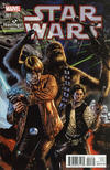Cover for Star Wars (Marvel, 2015 series) #1 [Hastings Exclusive Mico Suayan Variant]