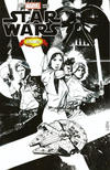 Cover Thumbnail for Star Wars (2015 series) #1 [DCBS Exclusive Black and White Alex Maleev Variant]