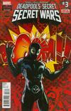 Cover for Deadpool's Secret Secret Wars (Marvel, 2015 series) #3