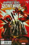 Cover for Deadpool's Secret Secret Wars (Marvel, 2015 series) #2