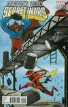 Cover for Deadpool's Secret Secret Wars (Marvel, 2015 series) #2 [Incentive Bobby Rubio Donkey Kong Variant]