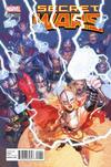 Cover for Secret Wars (Marvel, 2015 series) #2 [Yasmine Putri Variant]