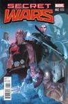 Cover for Secret Wars (Marvel, 2015 series) #2 [Esad Ribic Retailer Incentive Variant]