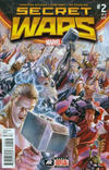 Cover Thumbnail for Secret Wars (2015 series) #2 [Third Printing Variant - Alex Ross]