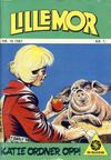 Cover for Lillemor (Serieforlaget / Se-Bladene / Stabenfeldt, 1969 series) #16/1987