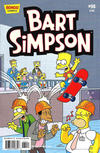 Cover for Simpsons Comics Presents Bart Simpson (Bongo, 2000 series) #98