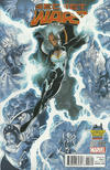 Cover Thumbnail for Secret Wars (2015 series) #2 [Midtown Exclusive Nick Bradshaw Variant]