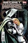 Cover for Secret Wars (Marvel, 2015 series) #3 [Incentive Tomm Coker Variant]