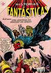 Cover for Historias Fantásticas (Editorial Novaro, 1958 series) #39