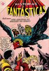 Cover for Historias Fantásticas (Editorial Novaro, 1958 series) #39