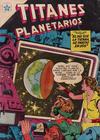 Cover for Titanes Planetarios (Editorial Novaro, 1953 series) #54