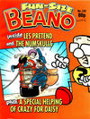 Cover for Fun-Size Beano (D.C. Thomson, 1997 series) #122