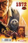"Cover for 1872 (Marvel, 2015 series) #1 [Variant Edition - Evan ""Doc"" Shaner]"