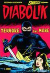 Cover for Diabolik Swiisss (Astorina, 1994 series) #7