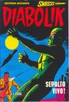 Cover for Diabolik Swiisss (Astorina, 1994 series) #8